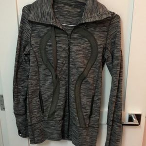 Lulu lemon size 10 hooded sweatshirt